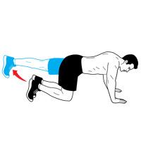 ejercicios para gluteos fuertes