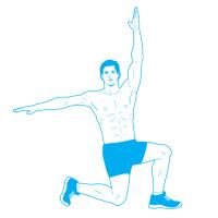 giro de ejercicios para gluteos