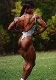 Yolanda hugues fisicoculturismo femenino
