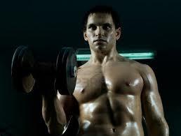 ejercicios con pesas