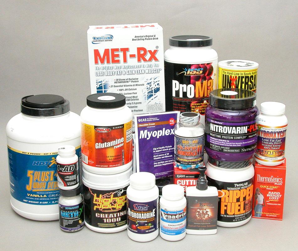 Suplementos básicos para aumentar la masa muscular