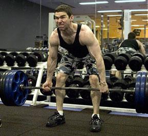 rutina para ganar músculo