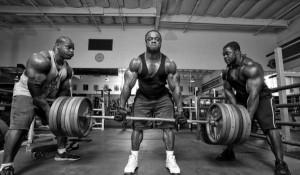 peso muerto ganar musculo