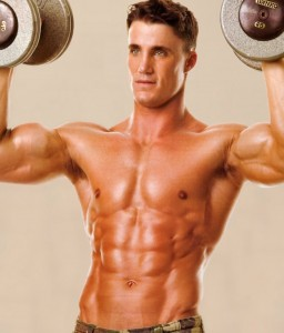 entreno ganar músculo