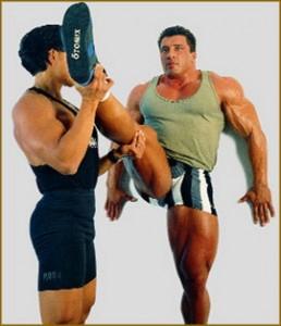 estiramiento musculo